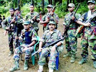 Meghalaya most disturbed North-East state