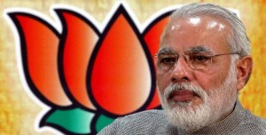 Modi's name missing from MPs list on BJP's website