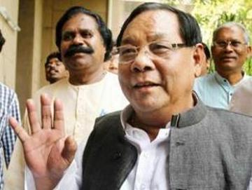 Sangma demands President's Rule in Meghalaya